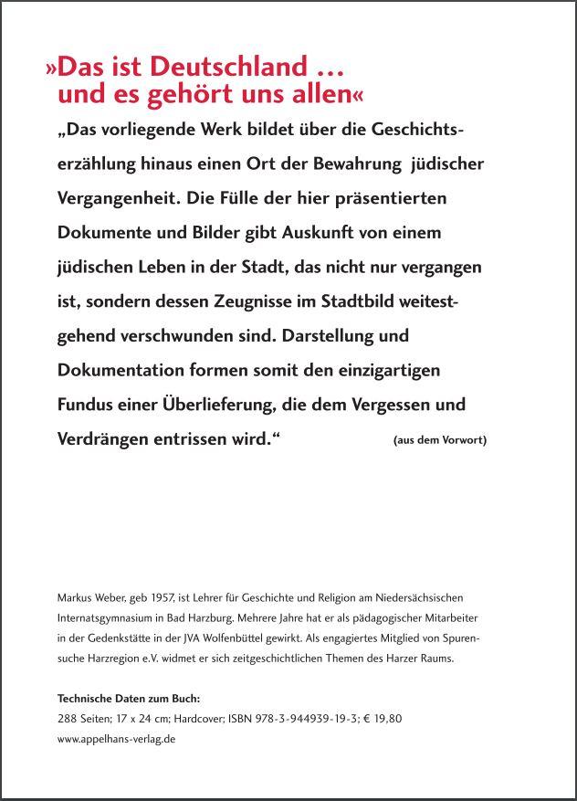 Grafik: Buchcover Rückseite